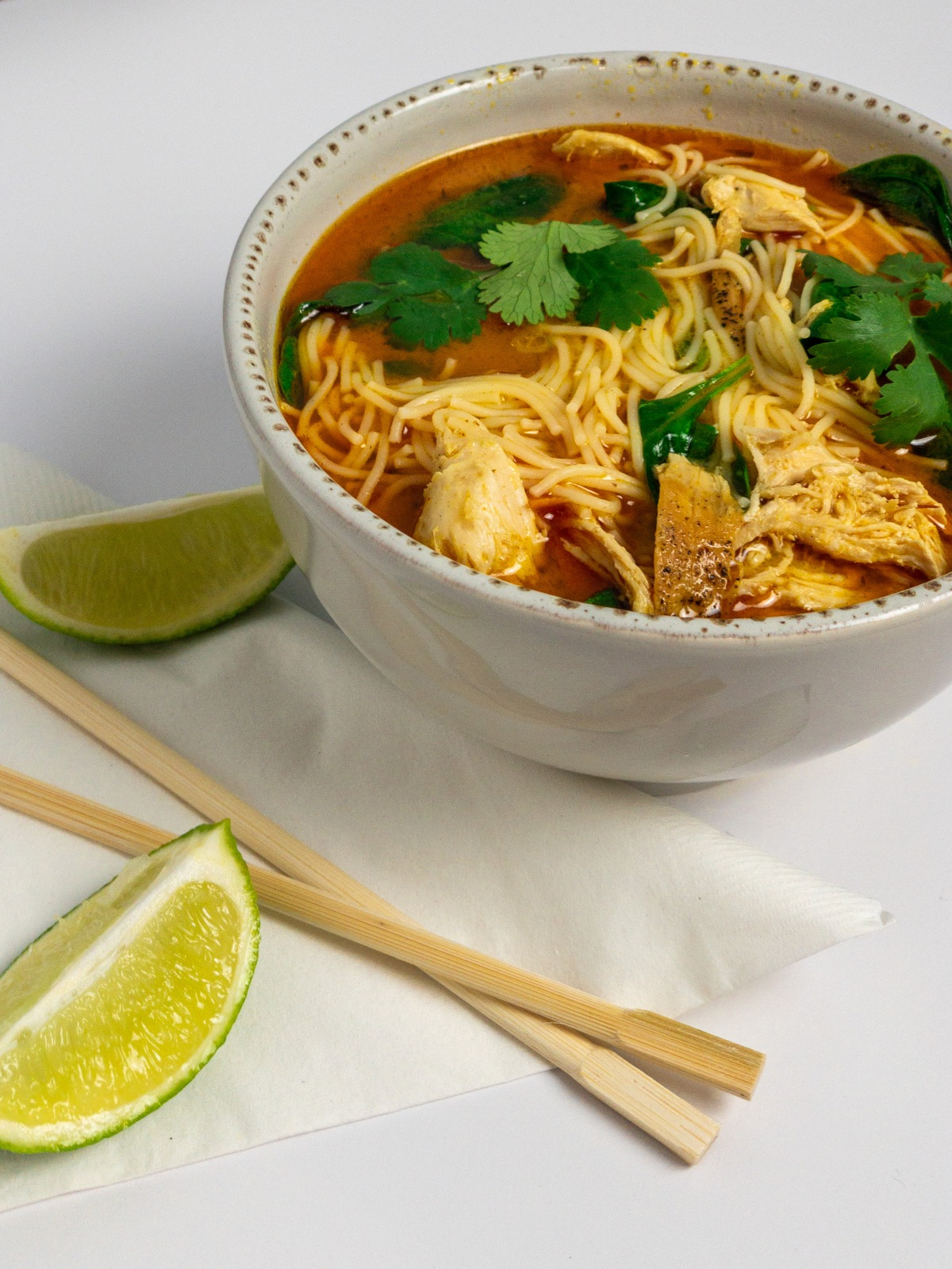 Chicken Khao Soi Noodle Soup