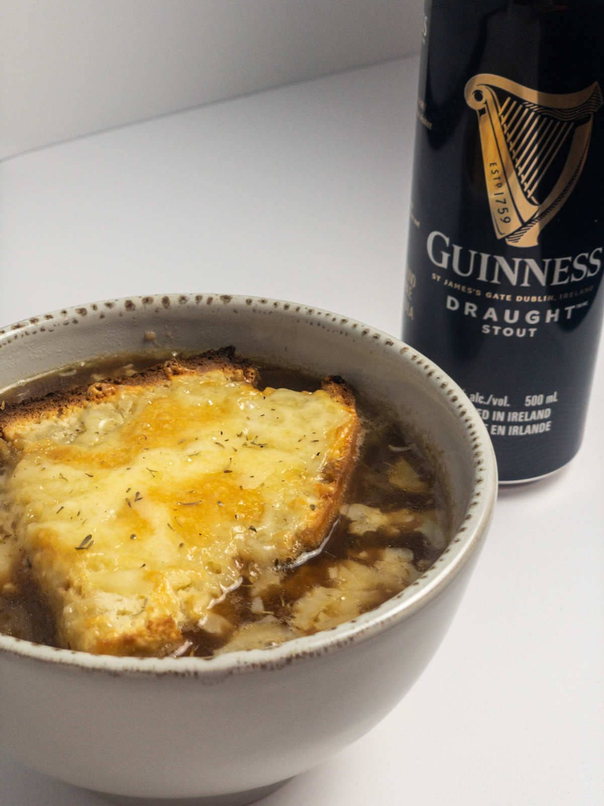 Irish French Onion Soup