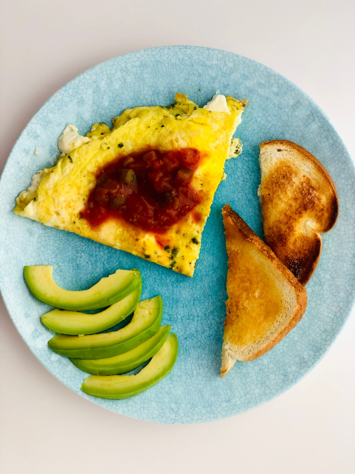 Cream Cheese & ChiveOmelet